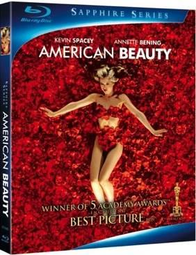 American Beauty - Blu-ray cover