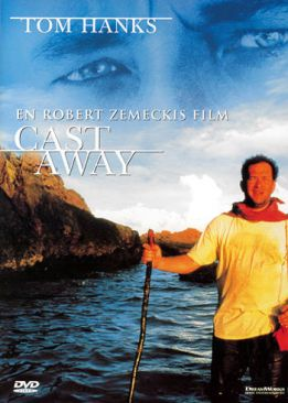 Cast Away - DVD cover