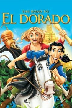 Vejen Til El Dorado - DVD cover