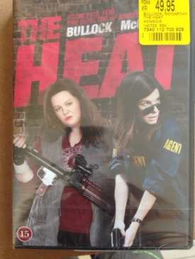 The Heat - DVD cover