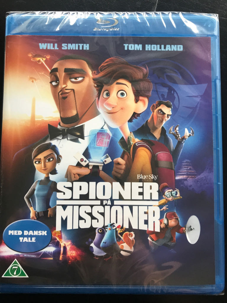 Spioner På Missioner -  cover
