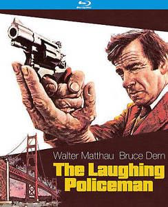 Laughing Policeman - Blu-ray cover