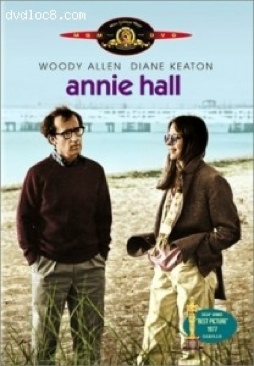 Annie Hall - Laser Disc cover