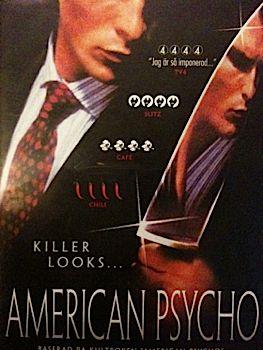 American Psycho - DVD cover