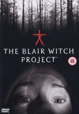 The Blair Witch Project - DVD cover