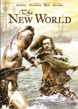New World, The (23) - DVD cover