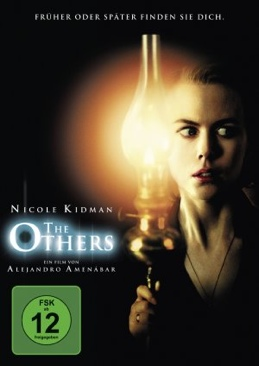 The Others - DVD cover