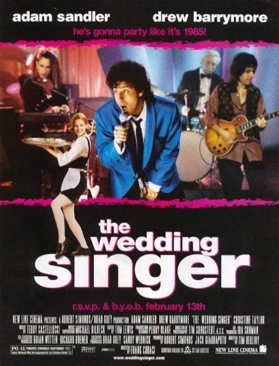 The Wedding Singer - DVD cover