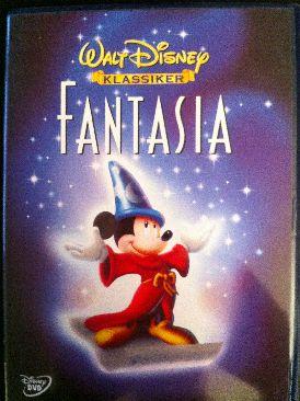 Fantasia - DVD cover