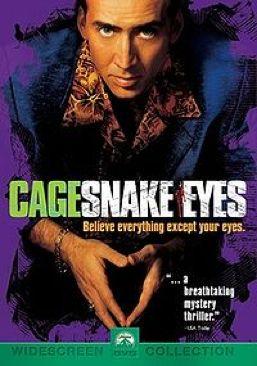 Snake Eyes - DVD cover