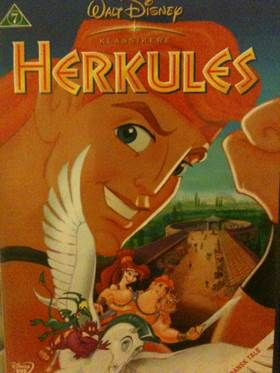 Herkules - DVD cover