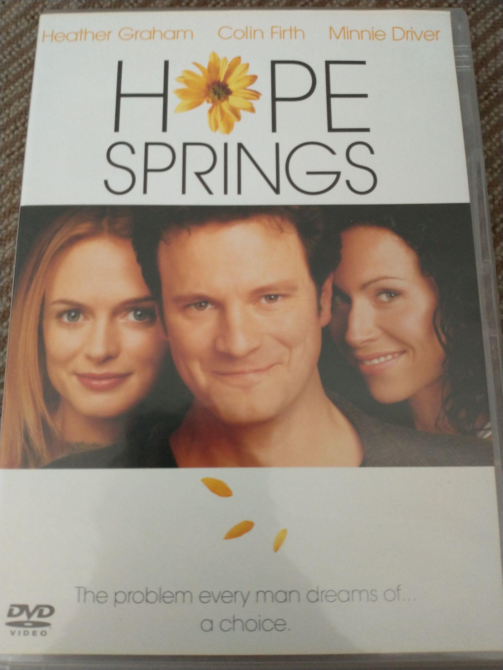 Hope Springs -  cover