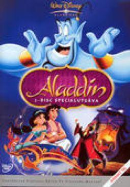 Disney Klassiker 31: Aladdin - DVD cover