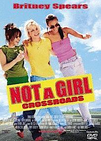 Crossroads - DVD cover
