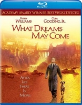 What Dreams May Come - Blu-ray cover