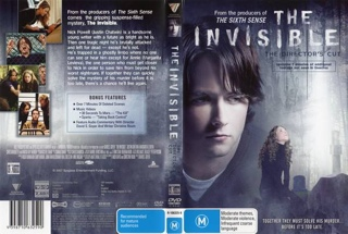 The Invisible - DVD cover