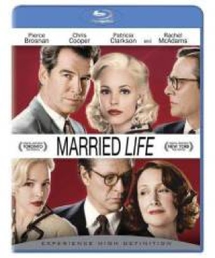 Married Life - Blu-ray cover