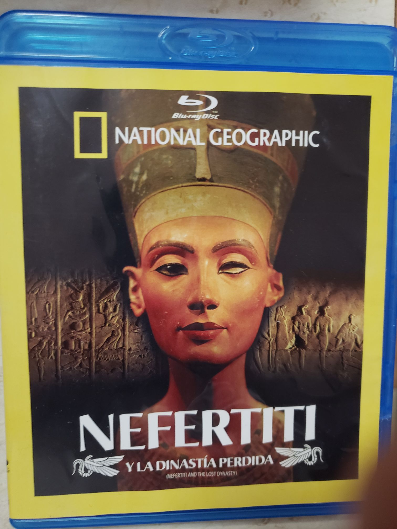 Nefertitinational Geographic Widescreen -  cover