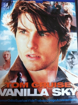 Vanilla Sky - DVD cover
