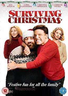 Sobreviviendo A La Navidad - DVD cover