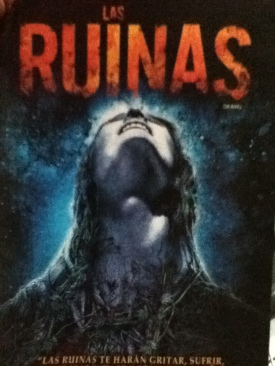 The Ruins - Video CD cover