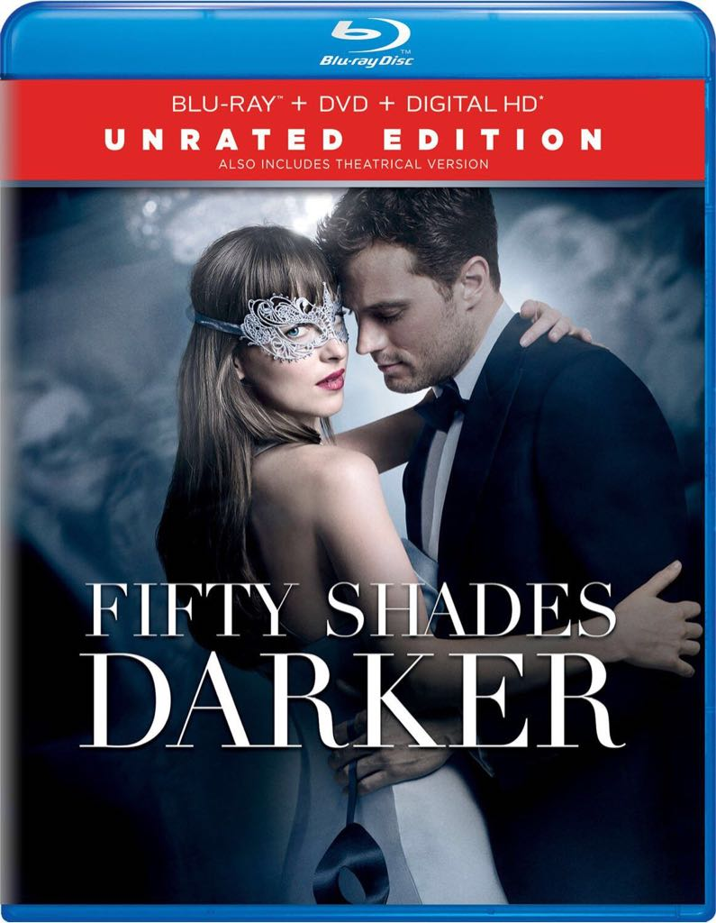 Fifty Shades 2 Darker -  cover