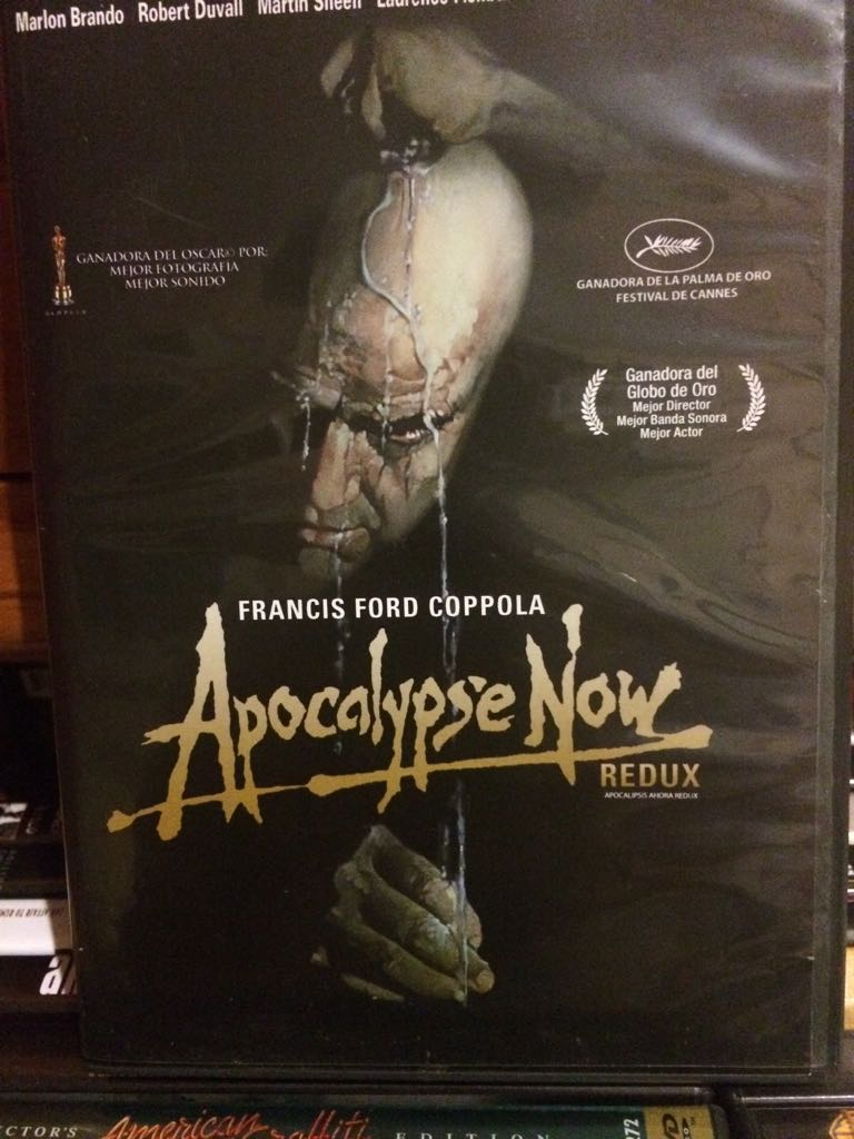 apocalypse now redux film analysis Apocalypse now is director francis ford coppola's film based on heart of darkness but set in the jungles of vietnam while some critics found the film belabore.