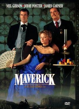 Maverick - DVD cover