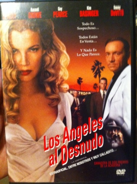 L.A. Confidential - DVD cover