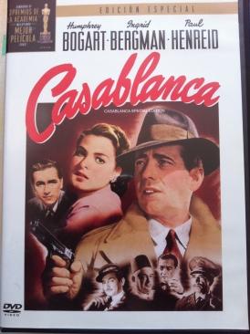 Casablanca - DVD cover