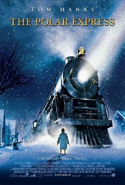 The Polar Express - DVD cover