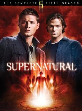 Supernatural - DVD cover