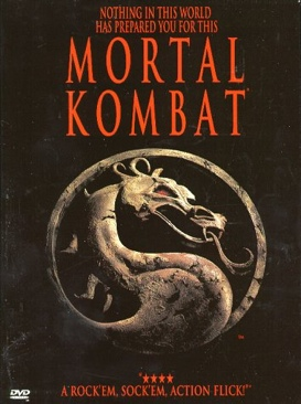Mortal Kombat - DVD cover