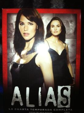 Alias - DVD cover