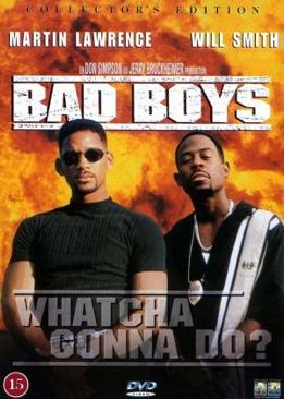 Bad Boys - DVD cover