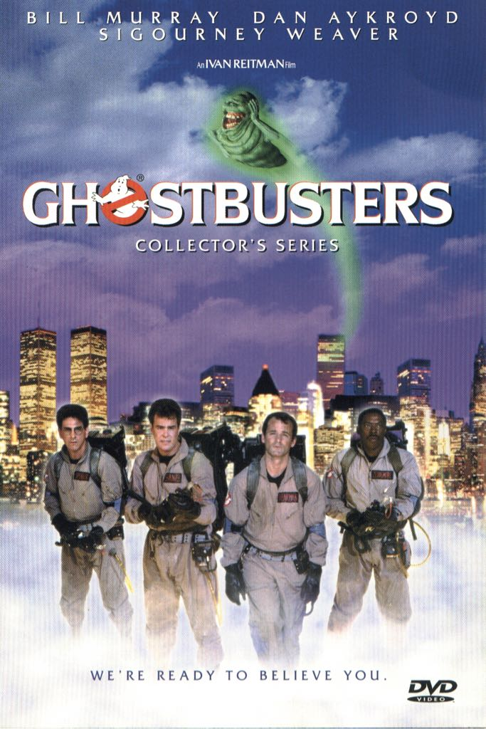 Ghostbusters -  cover