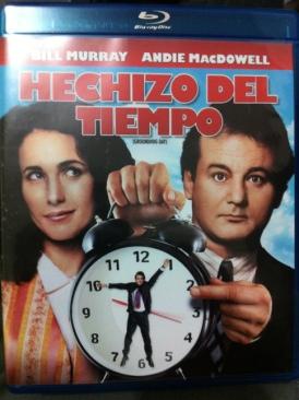 Groundhog Day - Blu-ray cover