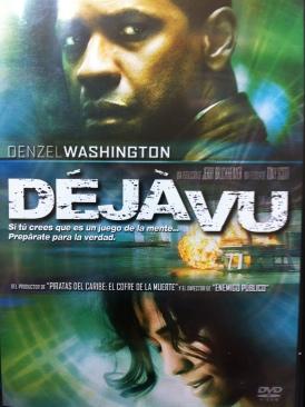 Deja Vu - DVD cover