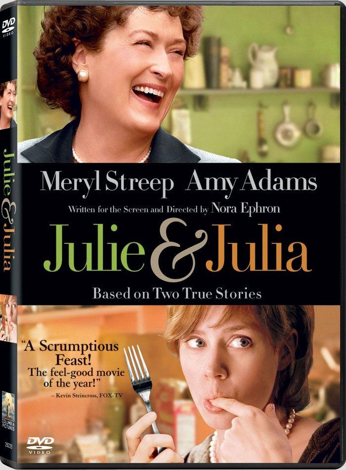 Julie & Julia -  cover