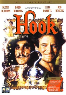 Hook - HD DVD cover
