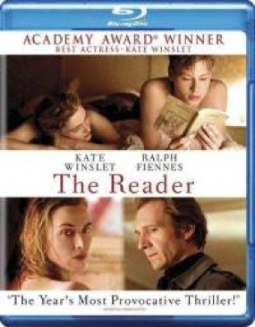 The Reader - Blu-ray cover