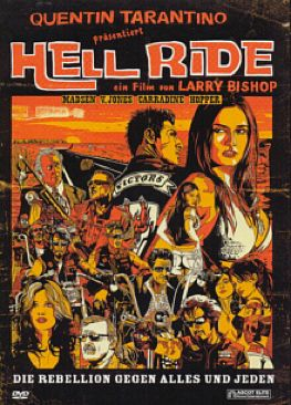 Hell Ride - DVD cover