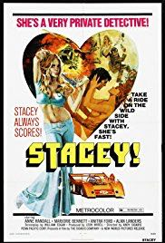 Stacey! -  cover