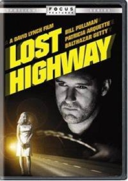 Lost Highway - DVD cover