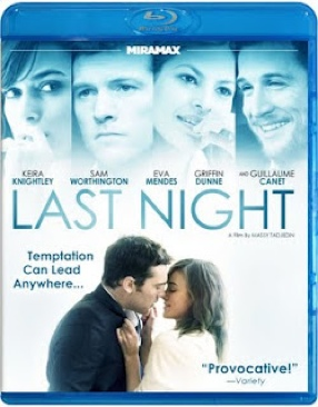 Last Night - Blu-ray cover