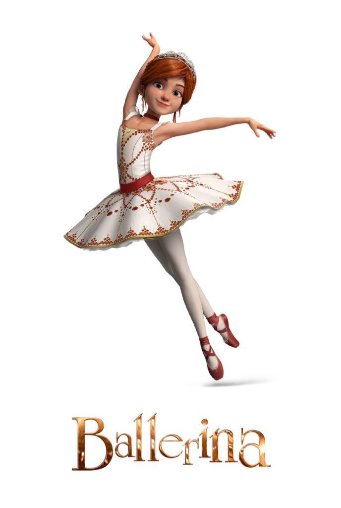 Ballerina (2016) Blu ray 774212945090