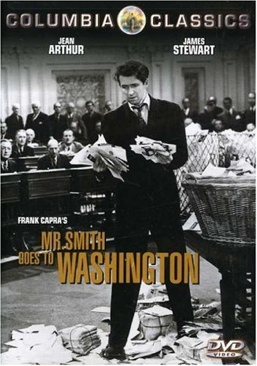 Mr. Smith Goes to Washington - Laser Disc cover