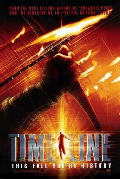 Timeline - UMD cover