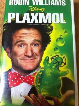 Flubber - VHS cover