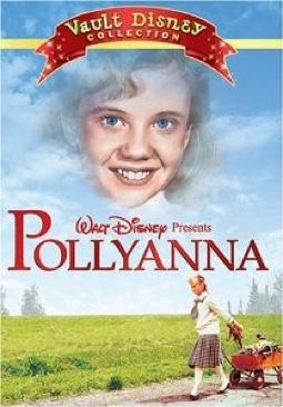 Pollyanna - DVD cover